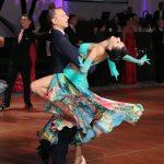 Oksana Klyuchnyk and Yuriy Simakov Dancing