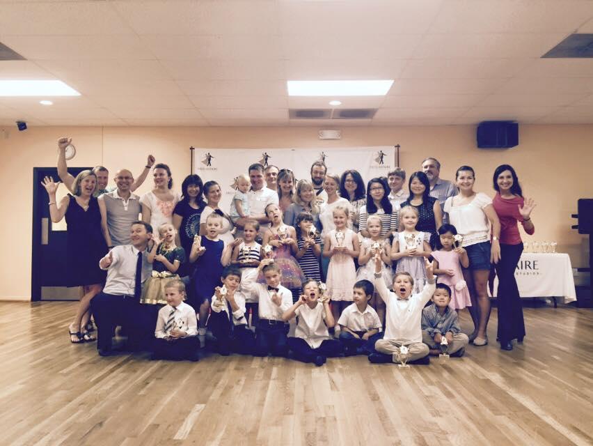 ballroom dance class for kids