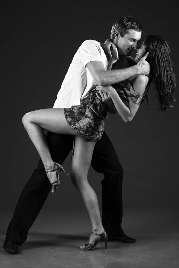 Salsa and Ballroom Dancing for Fitness in Durham - Dancing