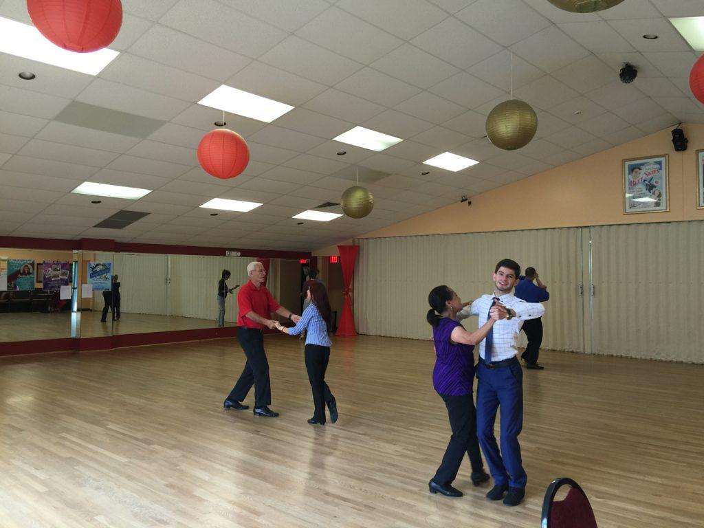 Ballroom dancing lessons in Durham, NC